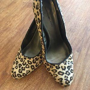 Bandolino Leopard Heels